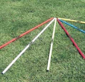 Gymnastická tyč 100cm - 1,70,-