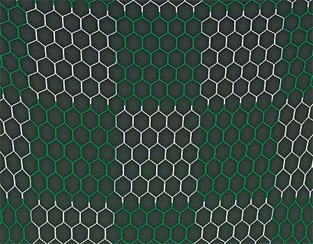 Produkt Futbalová sieť 7,5×2,5m hĺbka 2x2m PP 3,5mm šachovnica