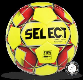 Produkt Futbalová lopta Brillant Super TB