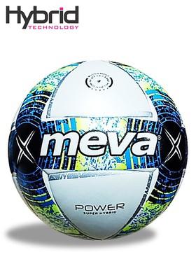 Produkt Futbalová lopta na zápas – MEVA POWER SUPER HYBRID