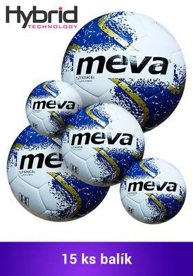 Produkt Futbalová lopta na tréning – MEVA STRIKE SUPER HYBRID Balík/15ks