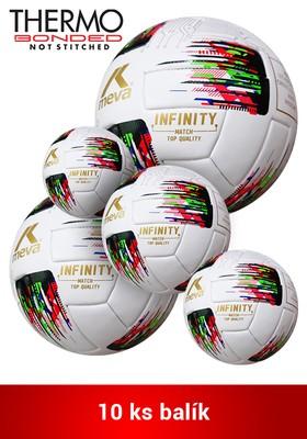 Produkt Futbalová lopta na zápas – MEVA INFINITY THERMO BONDING/BALÍK 10KS