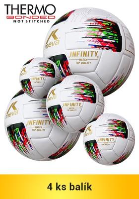 Produkt Futbalová lopta na zápas – MEVA INFINITY THERMO BONDING/BALÍK 4KS