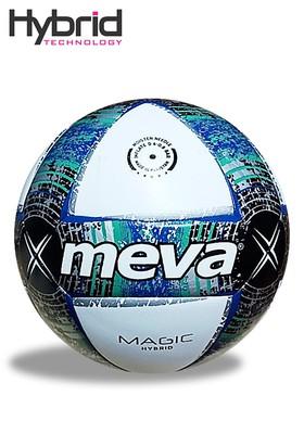 Produkt Futbalová lopta na zápas – JUNIOR MEVA MAGIC SUPER HYBRID