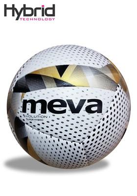 Produkt Futbalová lopta na zápas – MEVA EVOLUTION SUPER HYBRID