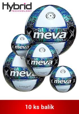 Produkt Futbalová lopta na zápas – JUNIOR MEVA MAGIC SUPER HYBRID Balík/10ks
