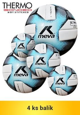 Produkt Futbalová lopta na zápas – MEVA ULTIMATE THERMO BONDING/BALÍK 4KS